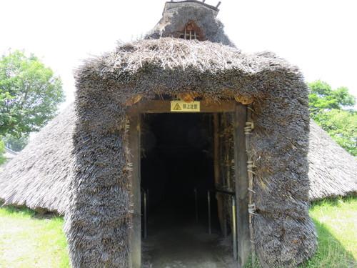 弥生式竪穴式住居