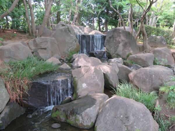 平成庭園・源心庵(行船公園)