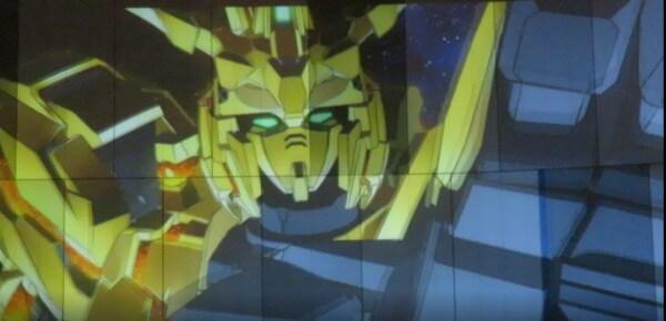 """お台場 機動戦士ガンダムUC Special Moive Ver.2.0 """"Cage"""" SawanoHiroyuki[nZk]:Tielle"""