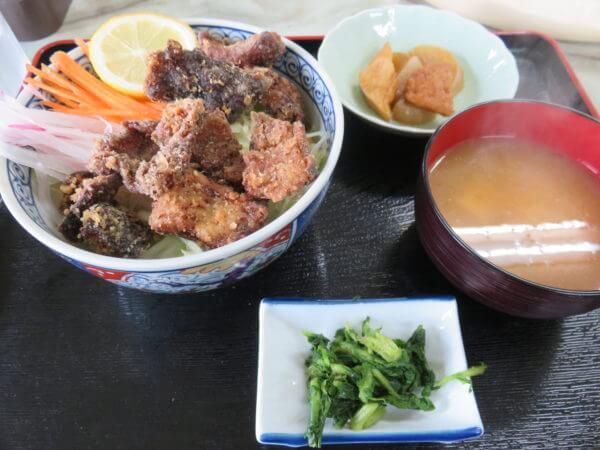 城ヶ島 ウツボ丼