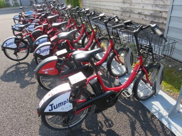 バイクシェアサービス