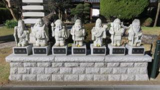 三浦七福神巡り 圓福寺(金光恵比須尊)