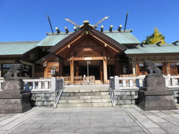 浅草 石浜神社・寿老人