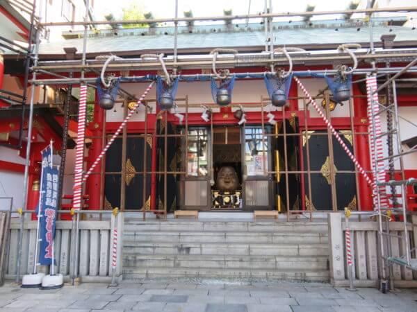 浅草 鷲神社・寿老人