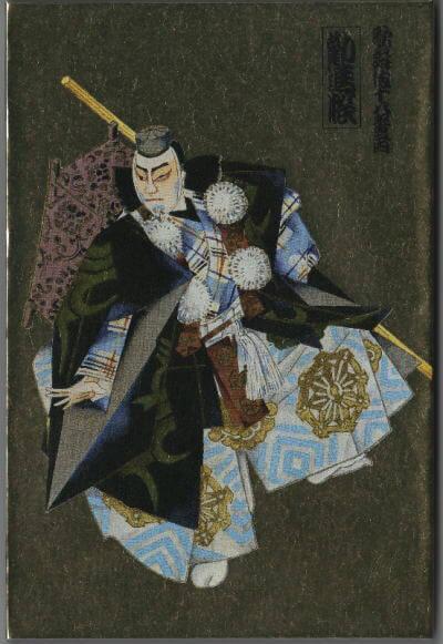 歌舞伎座 御朱印帳