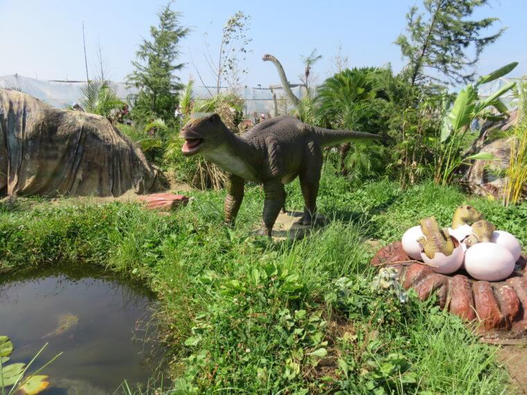 ヨコスカ恐竜パーク2019
