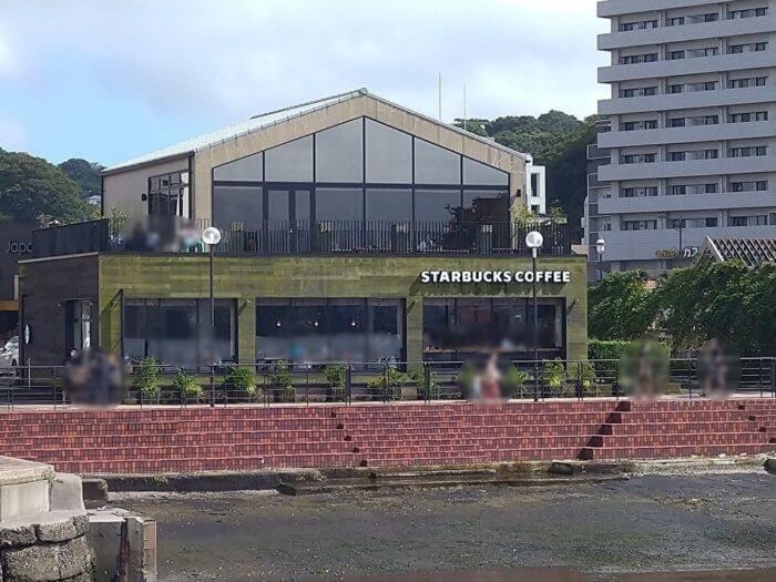 スターバックスコーヒー横須賀店