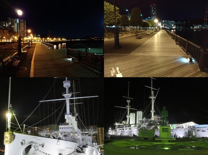 横須賀 夜景