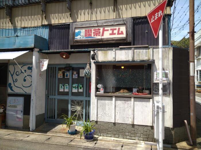 喫茶トエム 夏詣でパフェ