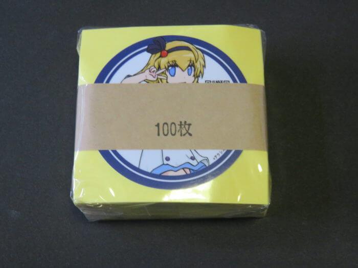 印刷通販デジタ オリジナルステッカー作成