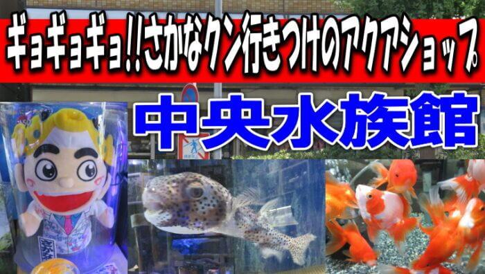 中央水族館 Youtube